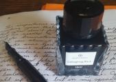 Monteverde Invincia Stealth with Unforgiving Black Ink